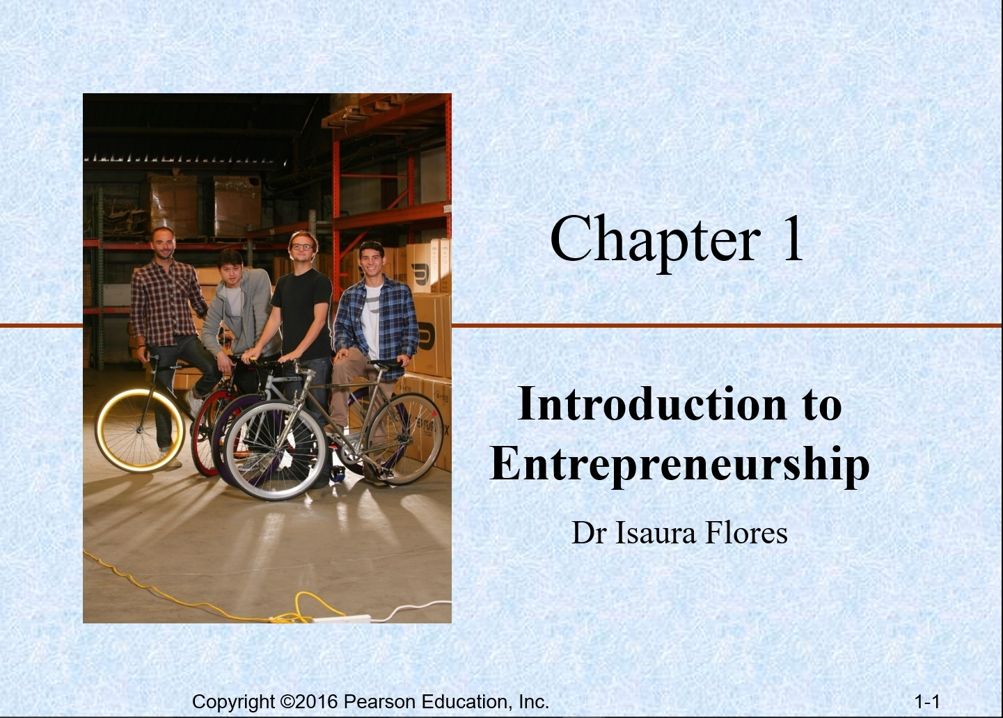 assignment 5 intro to entrepreneurship Entrepreneurship is not a mythical, illusive creature and it's not a secret that's hidden behind doors you can learn how to become a successful entrepreneur and you can learn how to prepare yourself in this course, we're going to do just that it's everything you need to get started.